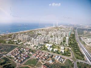 רובע הים עיר ימים חדרה 2020